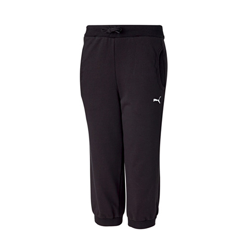 TD 3/4 Sweat Pants black, 104